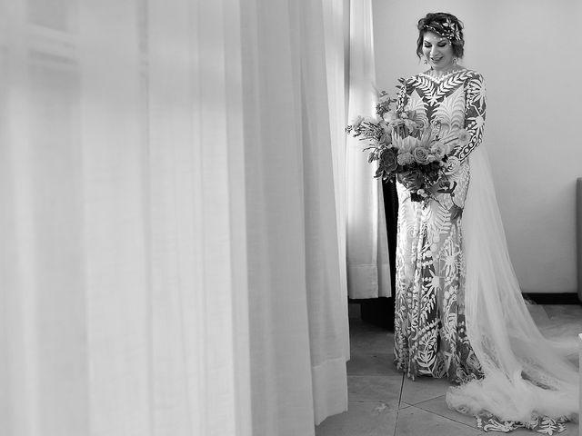 James and Priscilla's Wedding in Akumal, Mexico 16