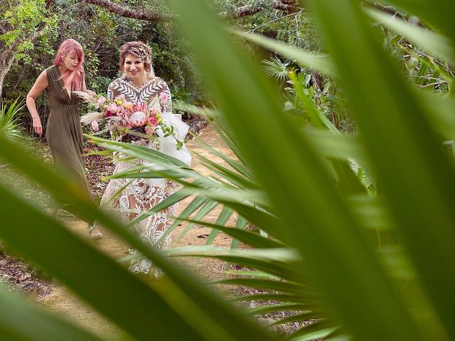 James and Priscilla's Wedding in Akumal, Mexico 21