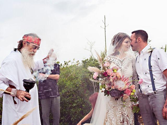 James and Priscilla's Wedding in Akumal, Mexico 25