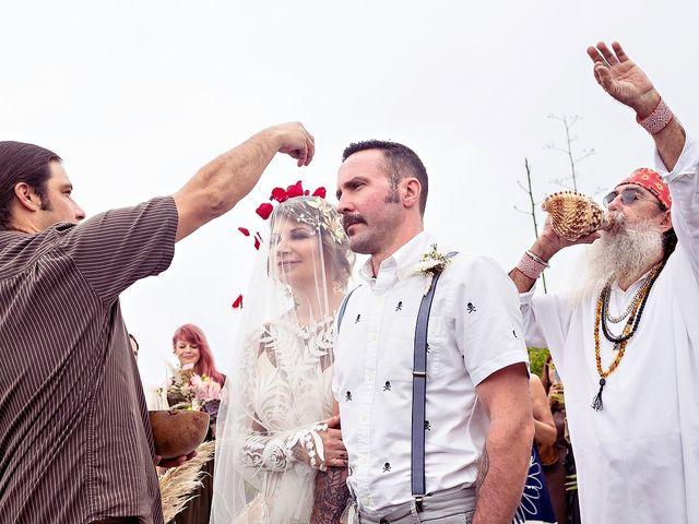 James and Priscilla's Wedding in Akumal, Mexico 31