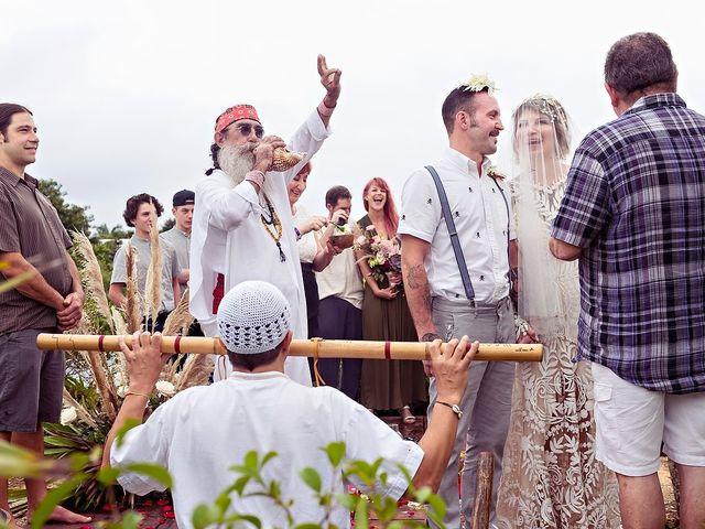 James and Priscilla's Wedding in Akumal, Mexico 33
