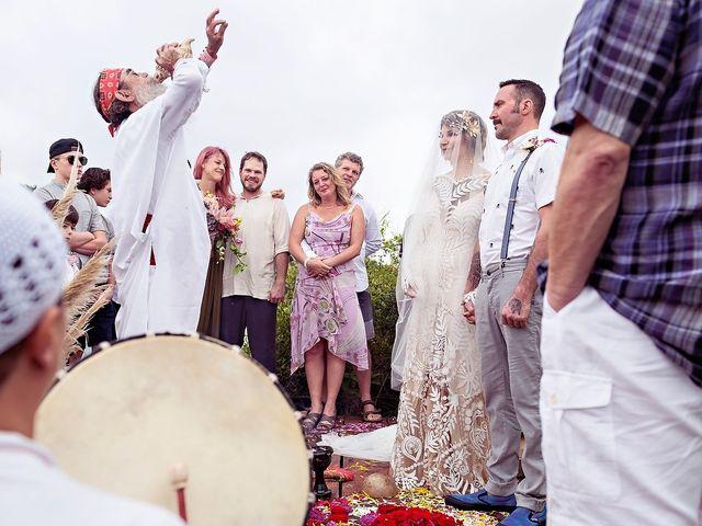 James and Priscilla's Wedding in Akumal, Mexico 40