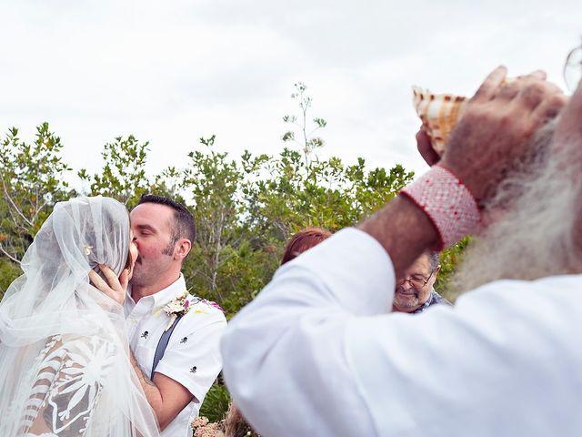 James and Priscilla's Wedding in Akumal, Mexico 47