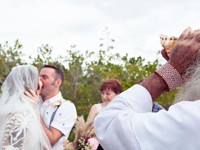 James and Priscilla's Wedding in Akumal, Mexico 48