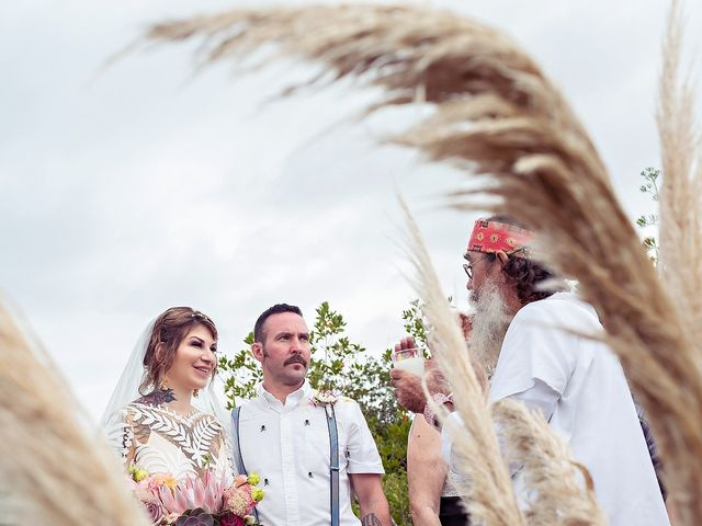 James and Priscilla's Wedding in Akumal, Mexico 50