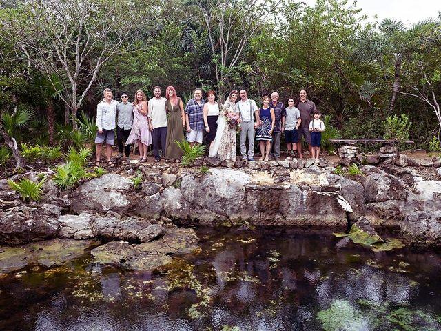James and Priscilla's Wedding in Akumal, Mexico 57