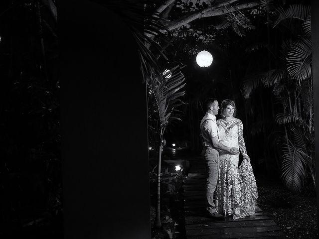 James and Priscilla's Wedding in Akumal, Mexico 84