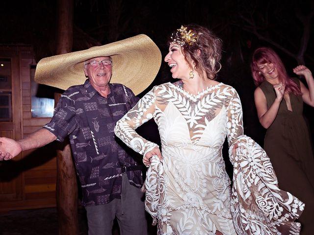 James and Priscilla's Wedding in Akumal, Mexico 101