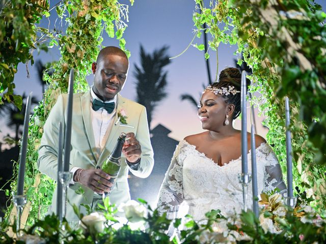 Komi and Ashley's Wedding in Punta Cana, Dominican Republic 2