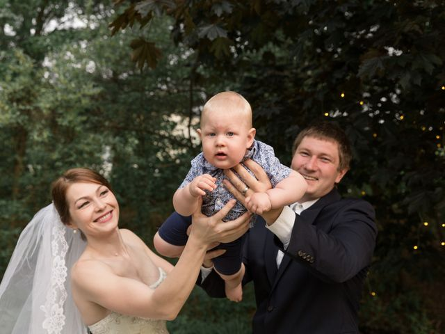 Leo and Tatiana's Wedding in Manchester, New Hampshire 2