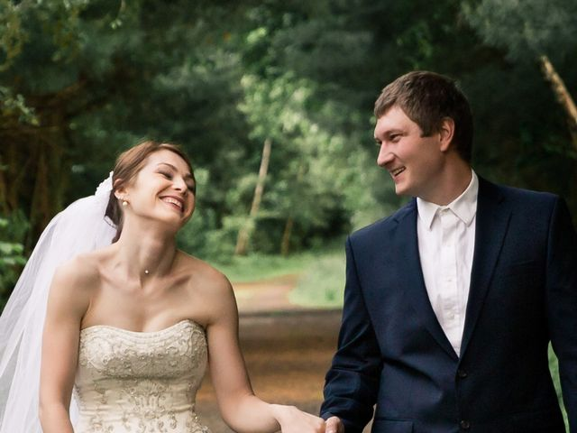 Leo and Tatiana's Wedding in Manchester, New Hampshire 10