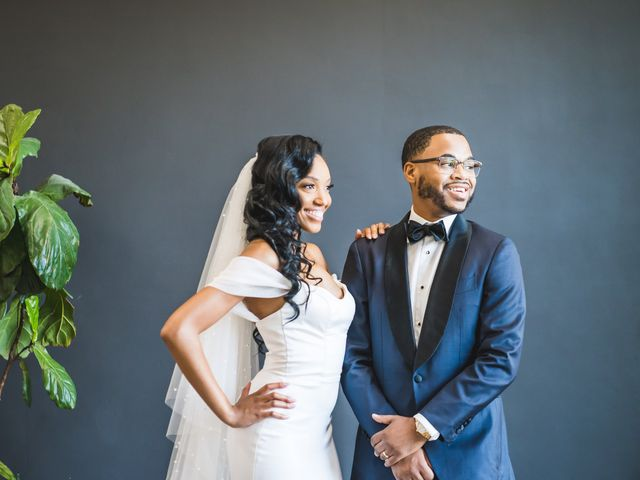 The wedding of Amoya and Phillip