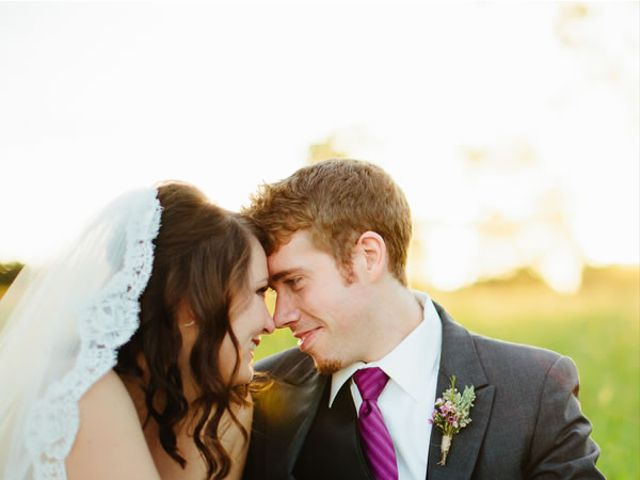The wedding of Robby and Emily