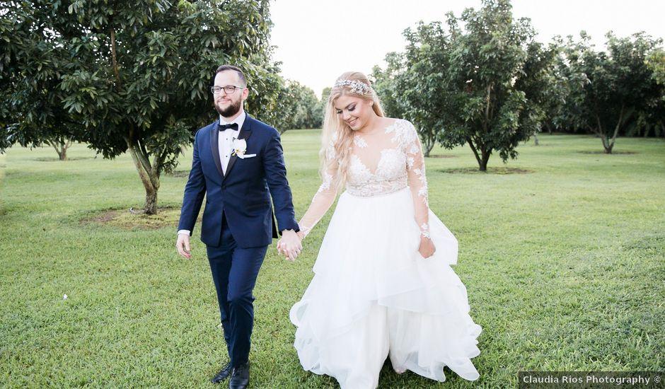 Pedro and Elaine's Wedding in Homestead, Florida