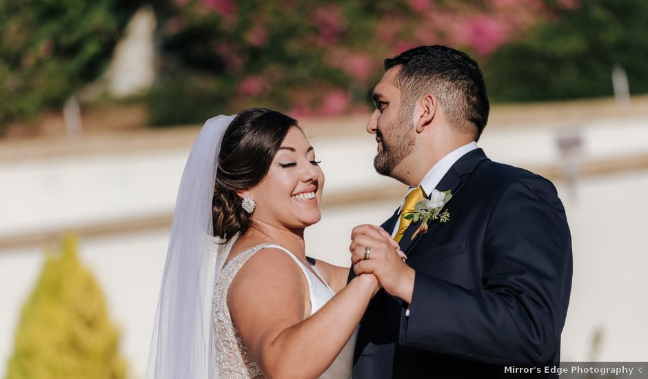 Esteban and Victoria's Wedding in San Luis Obispo, California