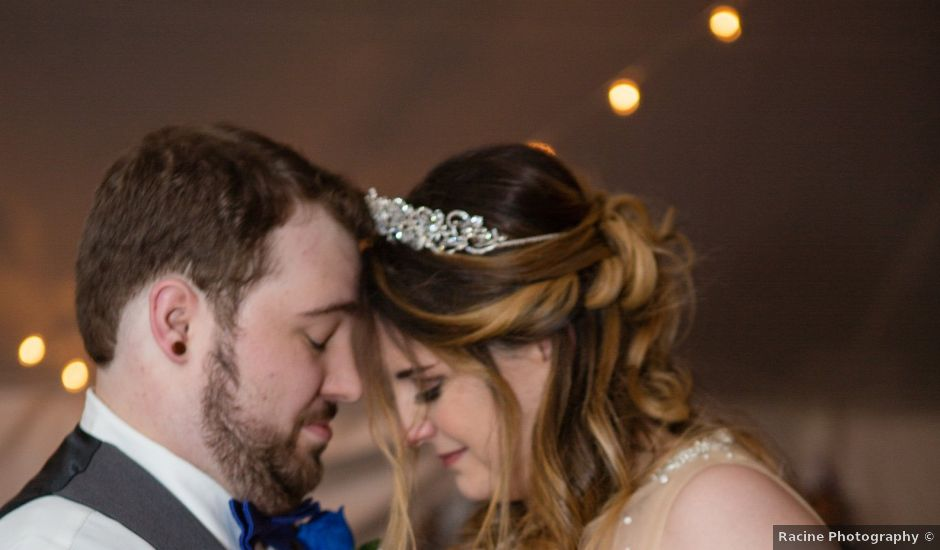 Gabby and Will's Wedding in Hooksett, New Hampshire