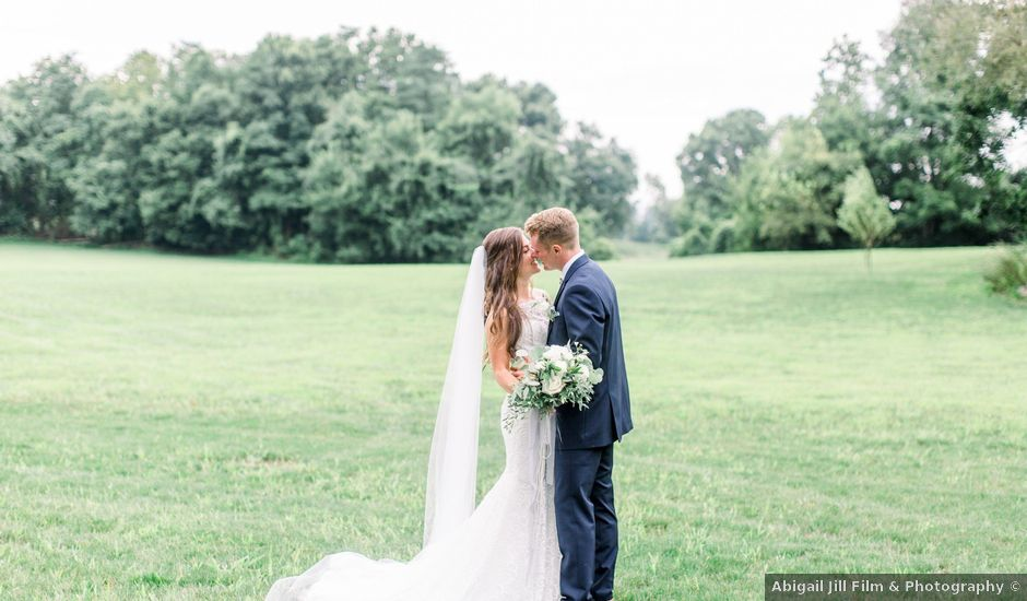 Olivia and Carter's Wedding in Lancaster, Pennsylvania