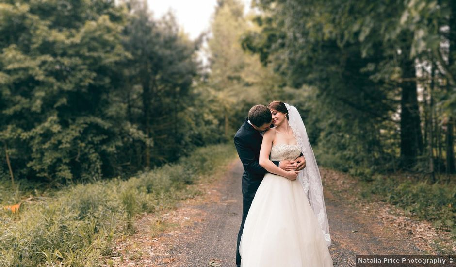 Leo and Tatiana's Wedding in Manchester, New Hampshire