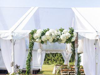 Sarah and Justin's Wedding in Nags Head, North Carolina 11