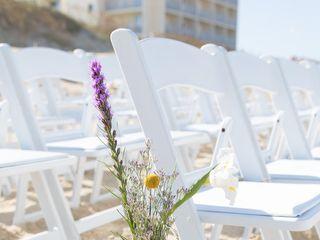 Sarah and Justin's Wedding in Nags Head, North Carolina 5
