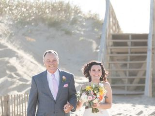 Sarah and Justin's Wedding in Nags Head, North Carolina 6