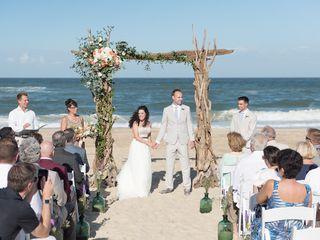 Sarah and Justin's Wedding in Nags Head, North Carolina 8