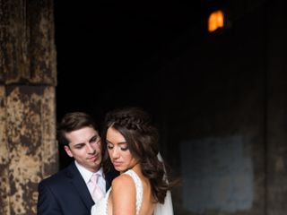 The wedding of Kimberly and John 3