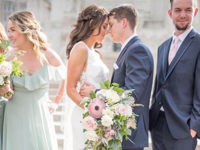 John and Kimberly's Wedding in Indianapolis, Indiana 1