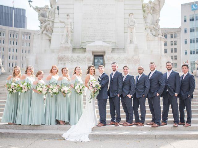 John and Kimberly's Wedding in Indianapolis, Indiana 2