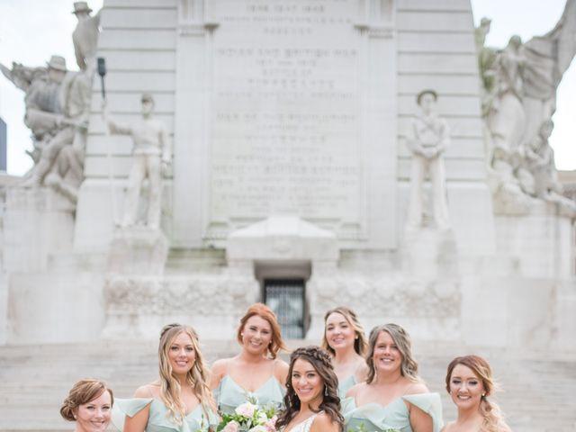 John and Kimberly's Wedding in Indianapolis, Indiana 5