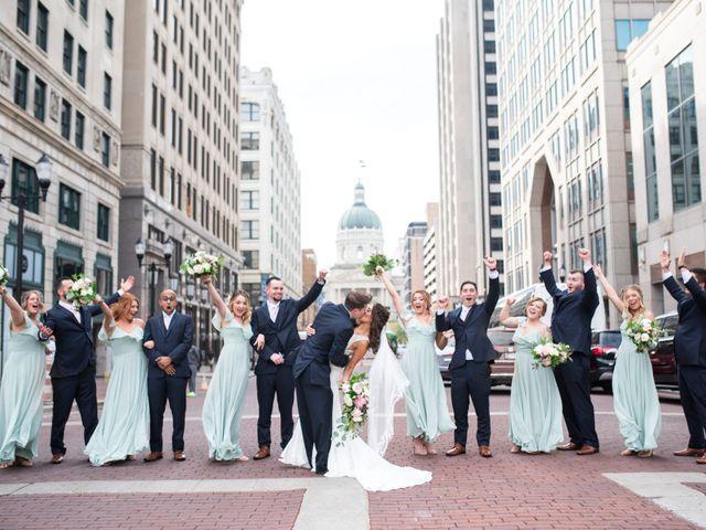 John and Kimberly's Wedding in Indianapolis, Indiana 6