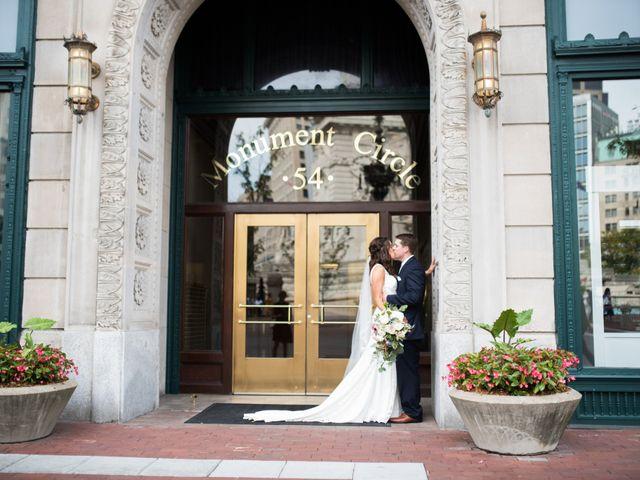 John and Kimberly's Wedding in Indianapolis, Indiana 8