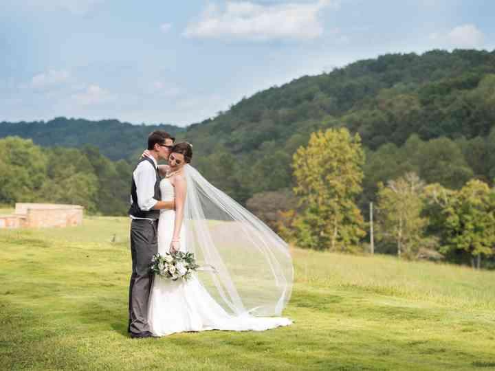 The wedding of Bethany and Luke