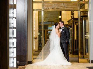 The wedding of Janelle and Josh