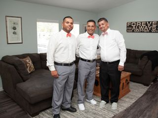 The wedding of Jackie and Herminio 1