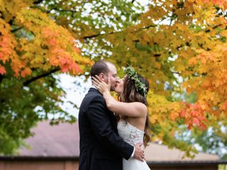 Joey and Molly's Wedding in Rochester, New York 3