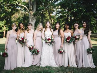 Keni and Colin's Wedding in Nashville, Tennessee 5