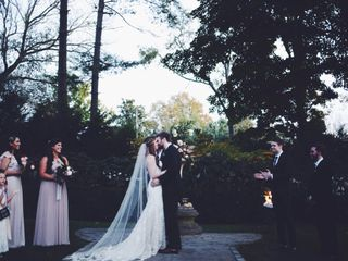 Keni and Colin's Wedding in Nashville, Tennessee 9
