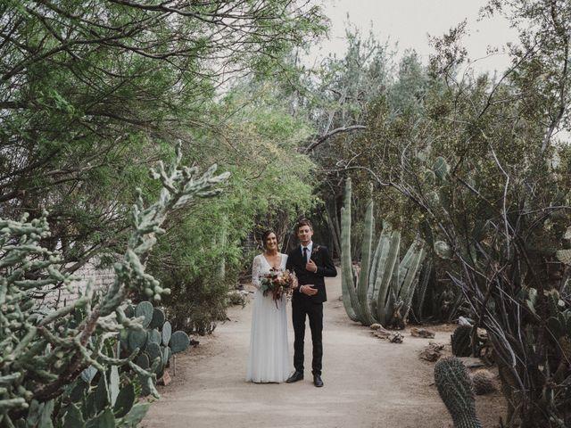 Keith and Caroline's Wedding in Palm Springs, California 2