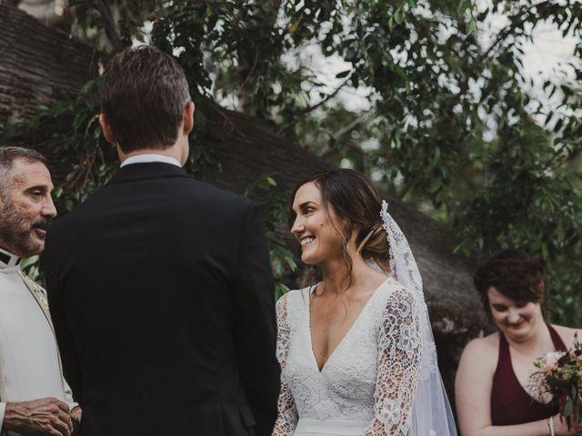 Keith and Caroline's Wedding in Palm Springs, California 4