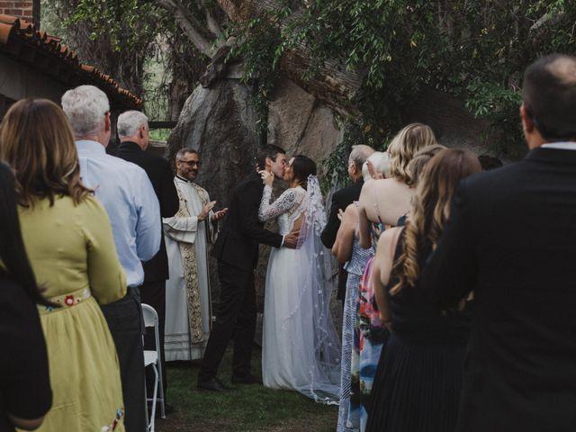 Keith and Caroline's Wedding in Palm Springs, California 5