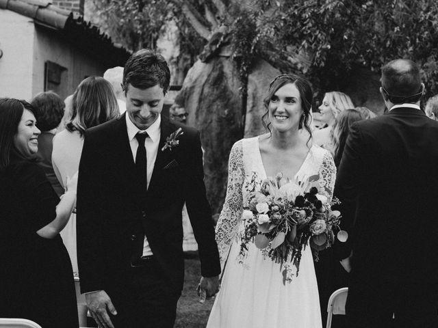 Keith and Caroline's Wedding in Palm Springs, California 6
