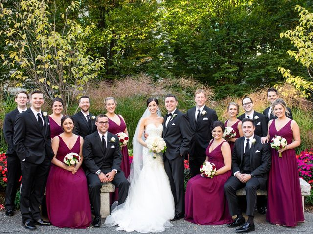 Josh and Janelle's Wedding in Pittsburgh, Pennsylvania 13