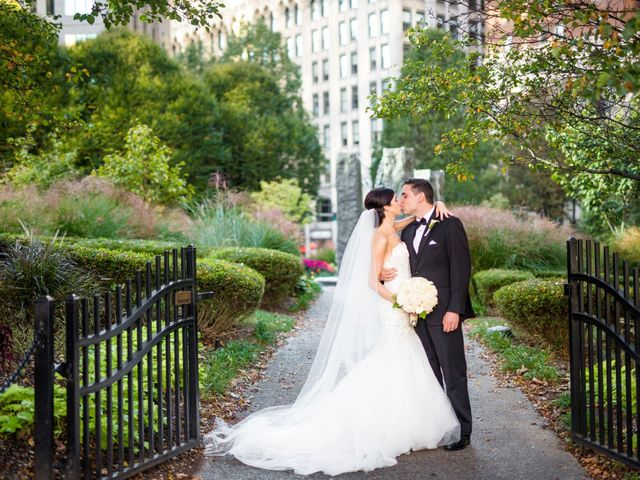 Josh and Janelle's Wedding in Pittsburgh, Pennsylvania 16