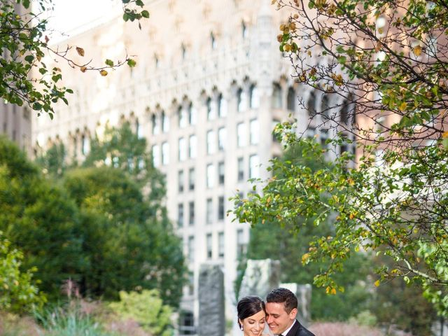 Josh and Janelle's Wedding in Pittsburgh, Pennsylvania 17