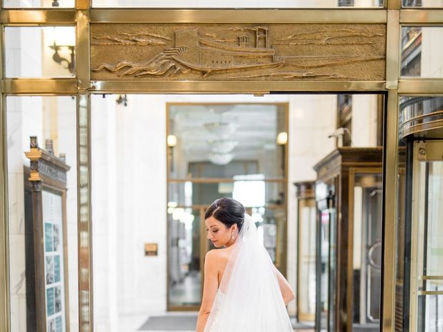 Josh and Janelle's Wedding in Pittsburgh, Pennsylvania 7