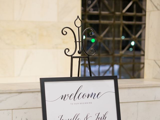 Josh and Janelle's Wedding in Pittsburgh, Pennsylvania 22