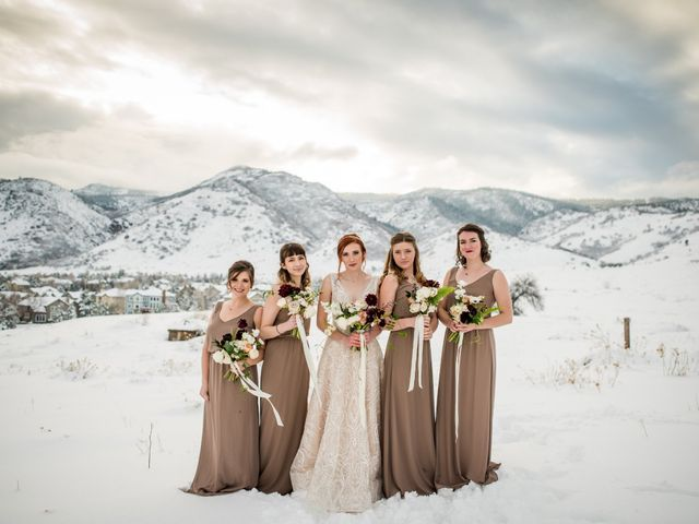 Jayce and Savannah's Wedding in Littleton, Colorado 7