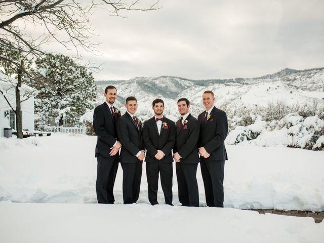 Jayce and Savannah's Wedding in Littleton, Colorado 9