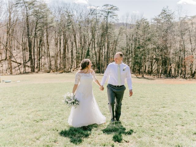 The wedding of Timothy and Sarah